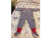 Baby Alert Jojo Maman Bebe Girls Sleeping Bag Age 0-6 Months