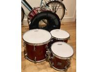 Sonor S-Class Maple Drums (Made in Germany) XMAS SPECIAL PRICE DROP
