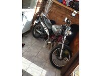 Honda city fly running project 125 with MOT