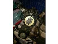 Pit bike engine. Spares or repair