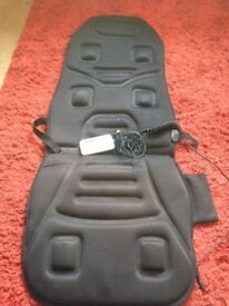 Ultimate speed-car massage/heated mat