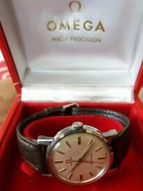 Vintage omgea watch