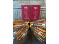8 x Tala squirrel cage LED bulbs