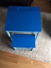 Desk and stool good condition