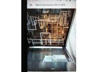 Miele dishwasher medium size BS10 5DW
