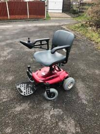 PORTABLE POWER CHAIR MOBILITY SCOOTER