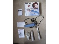 Philips superlift styler HP4488 400w as new with original box and instructions