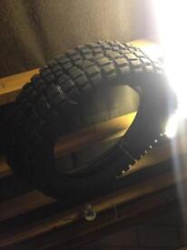 Continental Twinduro Motorcycle Tires