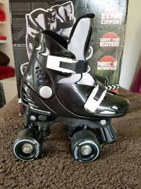 Kids adjustable roller skates brand new