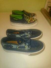 Boys size 11 shoes