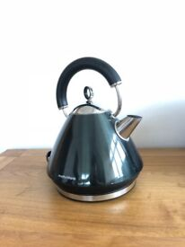 Morphy Richards - Dark Green 'Accents' traditional kettle