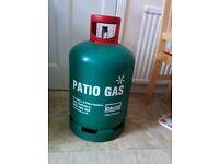 13kg Patio Gas Cylinder