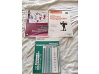 Business books for national 5/ higher