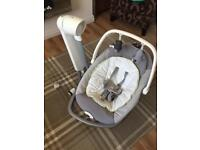 Joie Serina 2 in 1 baby swing rocker