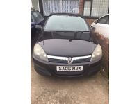 VAUXHALL ASTRA ACTIVE MOT UNTIL MAY 2018 SERVICE HISTORY