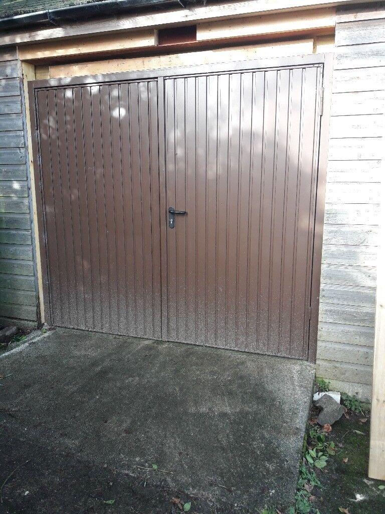 Single Garage Doors Side Hinged In Bodmin Cornwall Gumtree