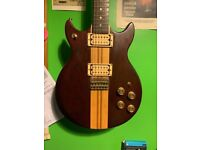1980's matsumoku Hondo professional guitar