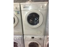 nice white gorenge washing machine 6kg 1400 spin in excellent condition in full working order