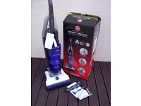 HOOVER SPIRIT REACH UPRIGHT BAGLESS VACUUM, COMPLETE AND BOXED - X - DEMONSTRATOR