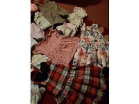 2-3 years bundle of girl clothing
