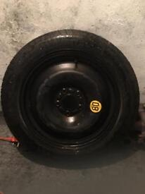 Spare wheel 5x108