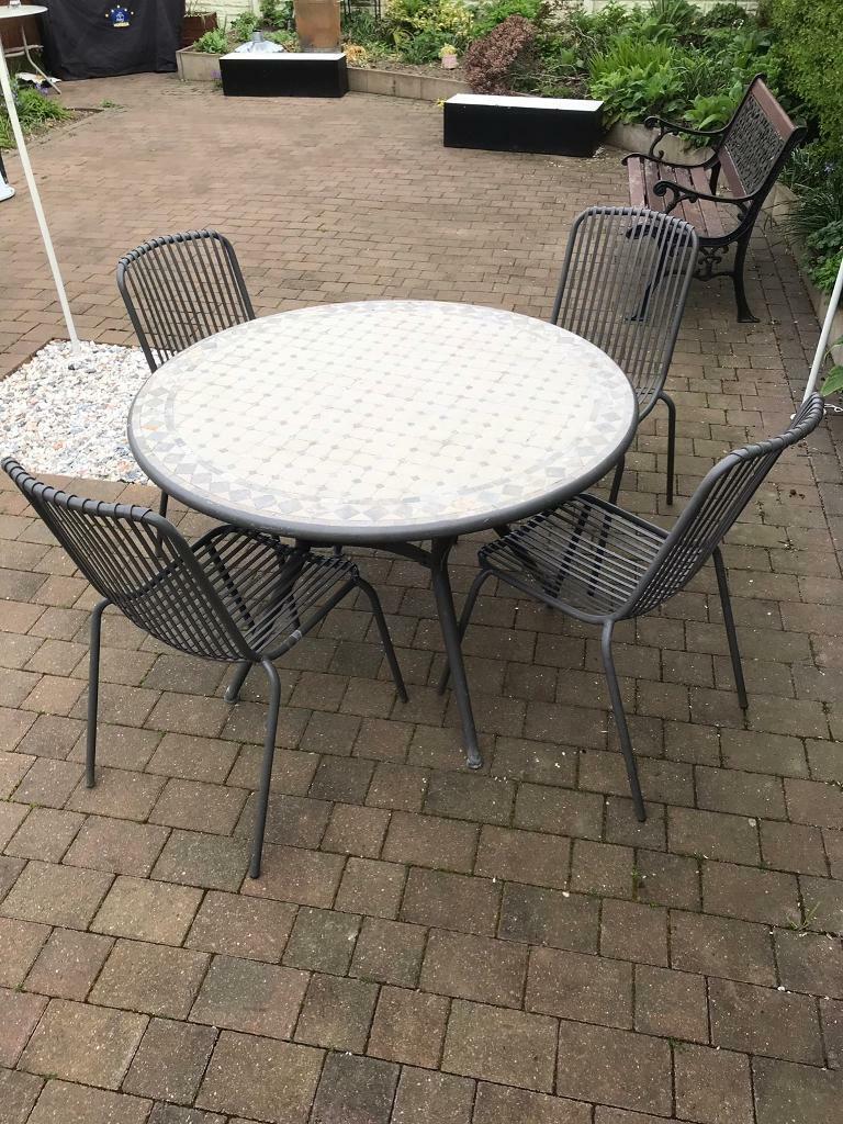 55e08e40c0 Garden table | in Sheffield, South Yorkshire | Gumtree