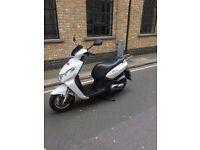 2013 PEUGEOT KISBEE 100cc NEW MOT / WORKING GOOD £650