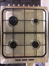 Dual fuel cooker Indesit