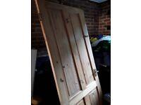 3 Pine Internal Doors for Sale