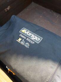 Vango Diablo 900 XP 9 man tent, carpet and footprint. Excellent used conditio