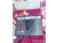 Vintage Original Binatone Game Console in box