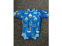 Happy nappy wetsuit- small (0-4months)