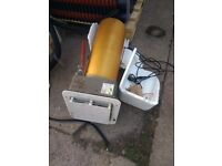 Carver gas water heater