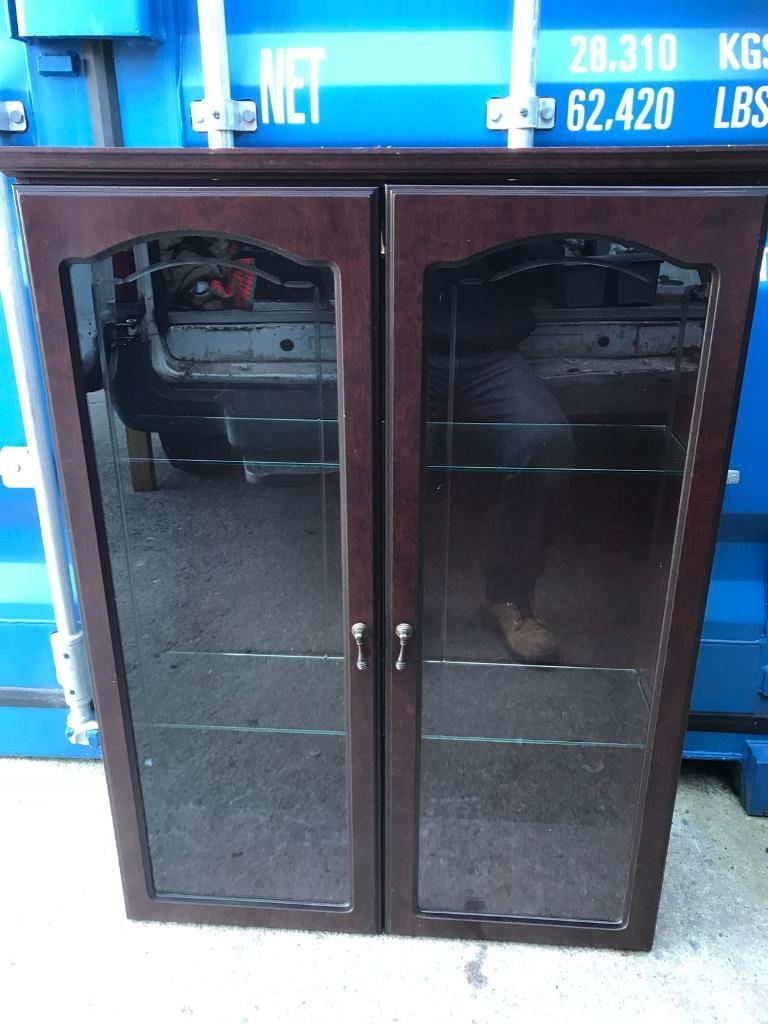 Display cabinet FREE DELIVERY PLYMOUTH AREA