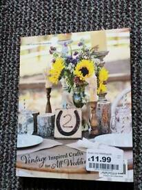Wedding style crafting book