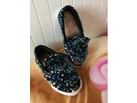 Girls next mermaid shoes size 10