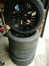 18 bmw alloy wheels