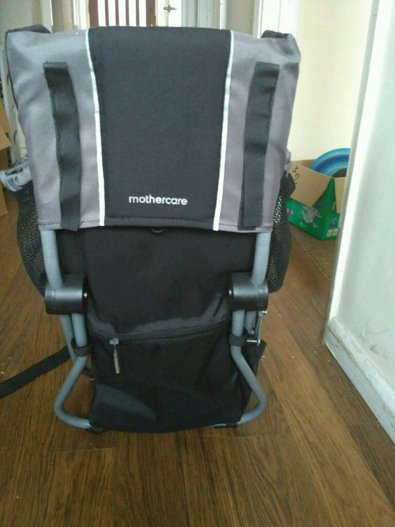 mothercare backpack baby carrier in bromsgrove worcestershire gumtree. Black Bedroom Furniture Sets. Home Design Ideas
