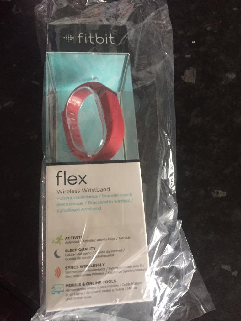 BRAND NEW Fitbit flex