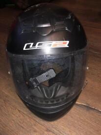 Xxs LS2 helmet any gloves