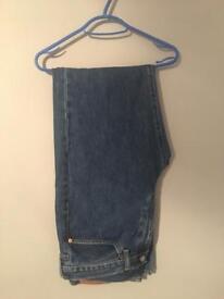 Levi's Straight Fit Jeans (Men's) W36 L36