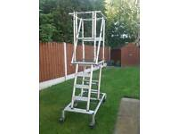 Youngman Access system - Mobile Podium Scaffold