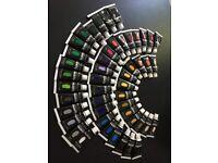 48 Tubes Acrylic Paint Set (Castle Arts, Barely Used)