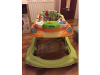 Baby Walker & Musical Activity Centre