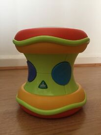 Light and Sound Drum, Early Learning Center good condition.