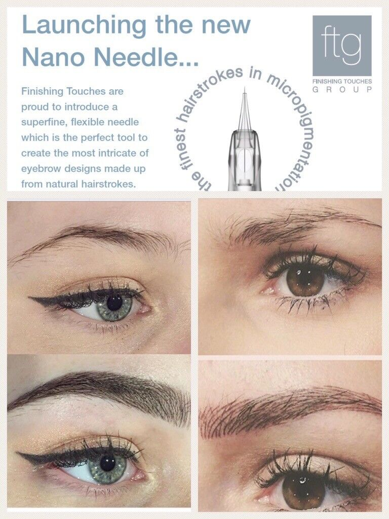 Models required for semi permanent Hairstroke brows. ONLY £60