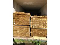 New premium timber decking boards 4.2 metres