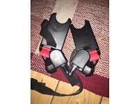 Maxi cosy car seat adaptors for city mini