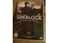 Sherlock Holmes Series One