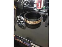 Gucci styled belt